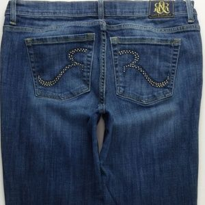 Rock Republic Kasandra BootCut Jeans Women 16 B014